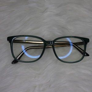 Dior Turquoise To Black Glasses Ombré Frames 🖤✔️